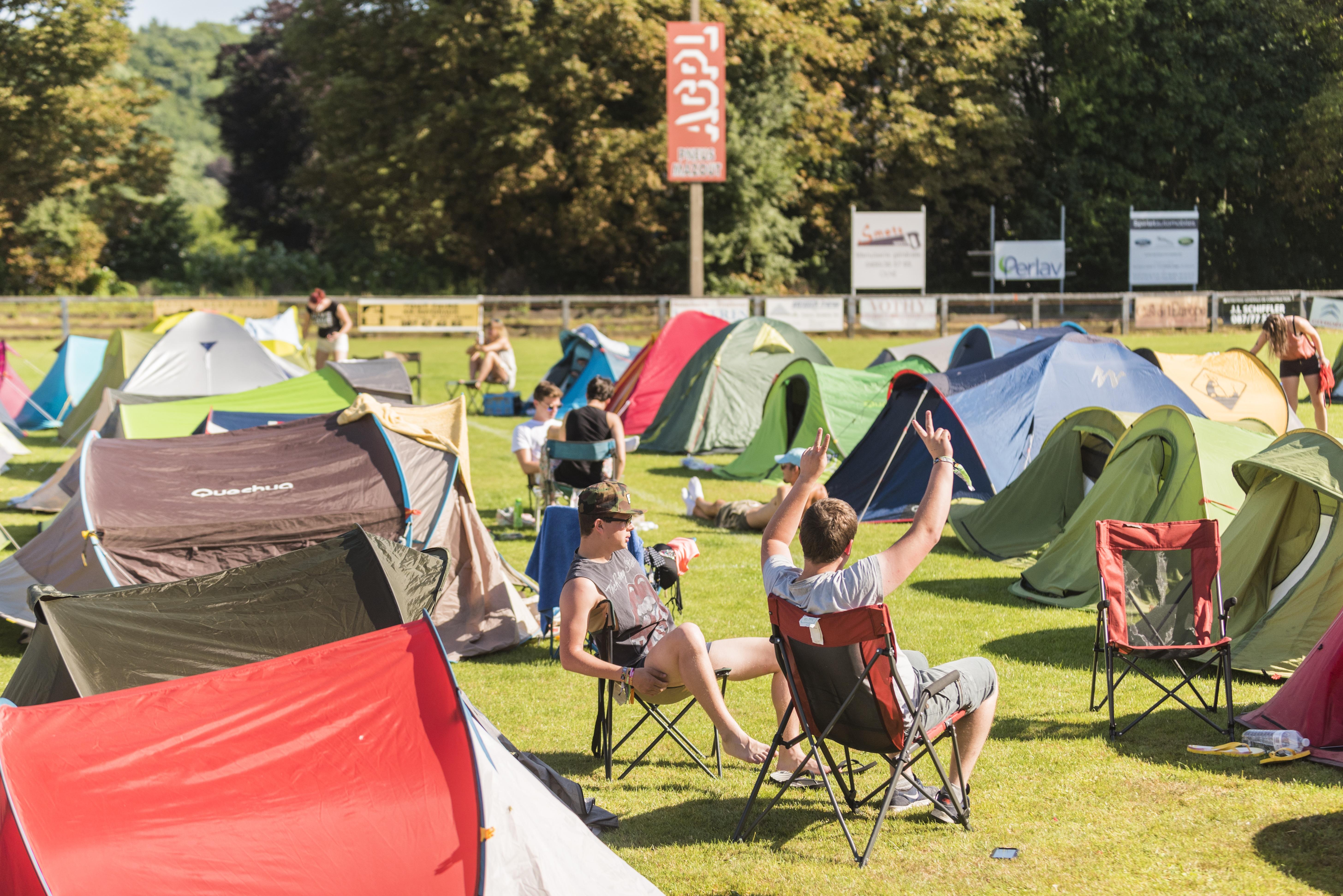 Camping Francofolies