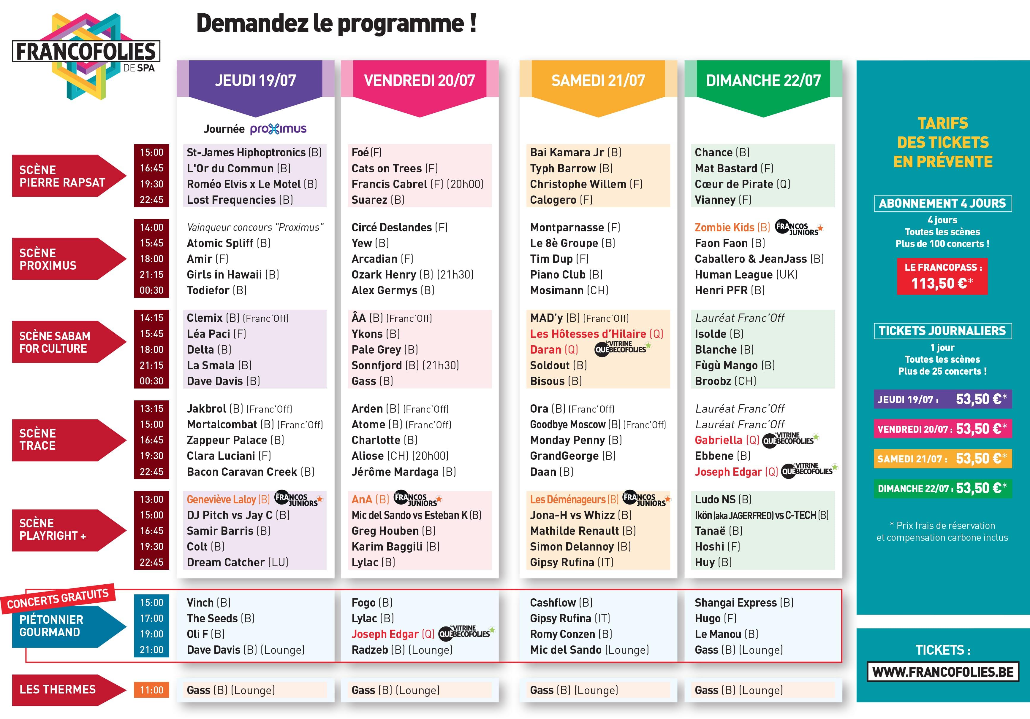 francofolies-de-spa-programme-2018